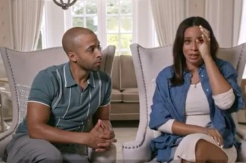 Rochelle Humes sobs as she recalls 'trying to scrub skin off' after racist abuse