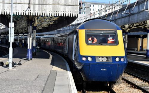 New Scotrail train breaks down because driver tooted horn too much