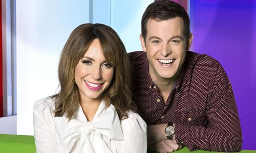 The One Show's Alex Jones says emotional goodbye to co-star Matt Baker after nine years