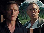 Daniel Craig will be the first James Bond to have grey locks in No Time To Die