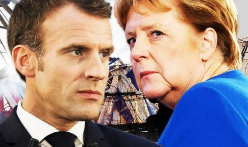 EU SPLIT: France & Germany CLASH on UK deal 'Sacrificing French fishing for German profit'