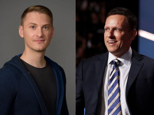 Why Peter Thiel says that his portfolio startup Expanse - which exposes the 'guts of the internet' - is an 'indispensable technology' for enterprises