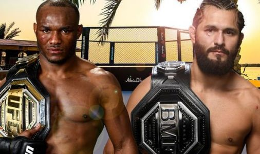 UFC 251 LIVE: Masvidal vs Usman live stream, results, reaction, and more from Fight Island
