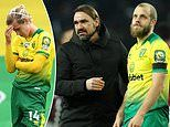 The stats that shame Norwich after their relegation from the Premier League was confirmed