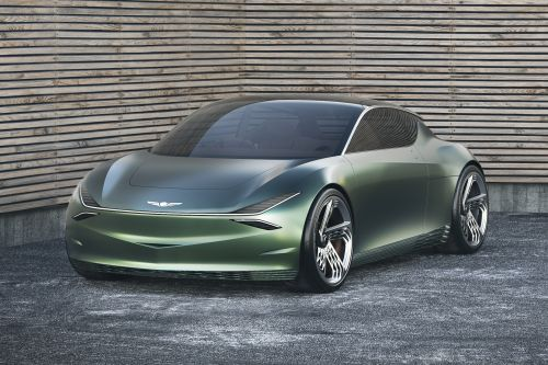 All-electric Genesis Mint Concept revealed in New York