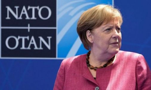 NATO warning from German Chancellor hopeful amid plot to axe in favour of bloc with Russia