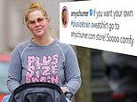 Amy Schumer is sued for posting two paparazzi photos of herself and son Gene on Instagram