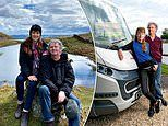 Britain really is your oyster in a motorhome, say Paul Merton and his wife in a new TV show