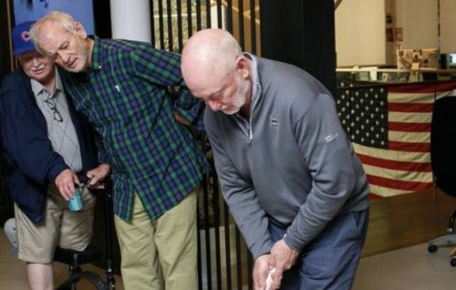 Ed Murray, eldest brother of Bill Murray and the inspiration for 'Caddyshack', has died