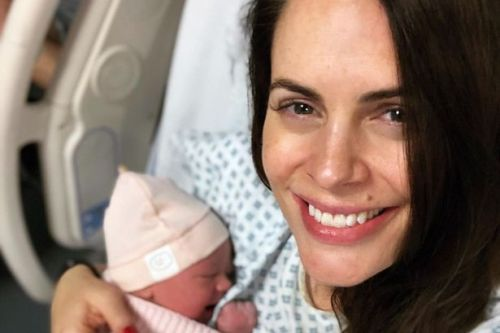 Footballers' Wives star Susie Amy gives birth to daughter and shares cute name
