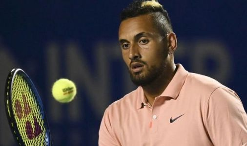 Nick Kyrgios in X-rated rant at fans who booed Mexican Open injury retirement