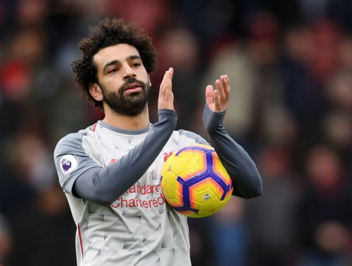 Liverpool's Mo Salah has second highest transfer value in Europe's top five leagues- CIES
