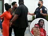 'My husband is not armed': Distraught Cardi B begs Beverly Hills police officers to release Offset