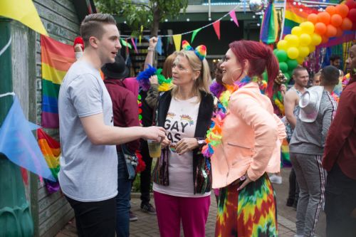 EastEnders airs iconic Pride episode on BBC One tonight
