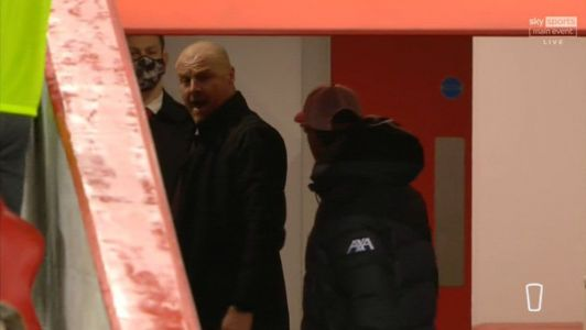 Sean Dyche speaks out on Jurgen Klopp tunnel bust-up in Liverpool's defeat to Burnley
