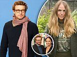 Simon Baker 'finds love' with designer Laura May Gibbs weeks after split from Rebecca Rigg