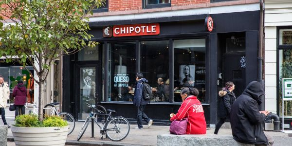 Chipotle climbs after announcing plans to serve carne asada, its first new protein option in 3 years