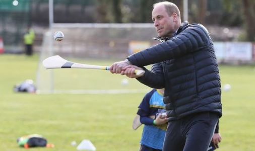 Prince William reveals why his bad eyesight helped him beat anxiety