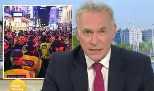 ITV GMB's Dr Hilary rages over Super Saturday in new warning: 'The virus is out there'