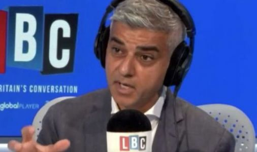 'This was on a busy high street!' Sadiq Khan shamed over record-breaking London violence