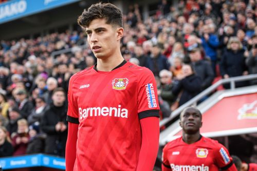 Frank Lampard 'likes' Kai Havertz video on Instagram amid Chelsea transfer speculation