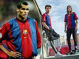 Barcelona to release limited edition remake of iconic 1998-99 home shirt