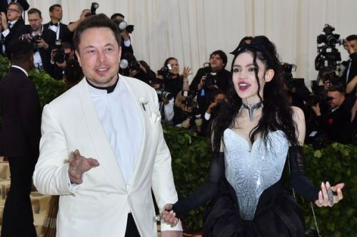 Grimes and Elon Musk say X Æ A-Xii is a toned down name compared to the original