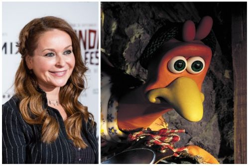 Julia Sawalha furious after being told she is 'too old' for Chicken Run sequel