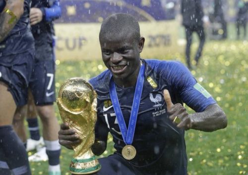 : N'Golo Kante thinks France can resume world dominance with win over Germany