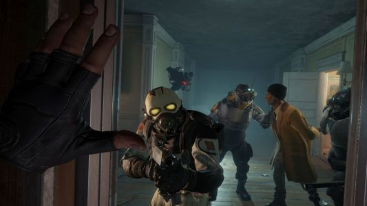 An early Half-Life: Alyx 'bug' turned out to be tall players crashing into virtual pipes