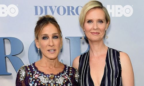 Sarah Jessica Parker and Cynthia Nixon's first role together revealed - see incredible throwback photos