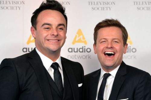 Ant McPartlin sends hilarious birthday message to Dec Donnelly as telly partner turns 43