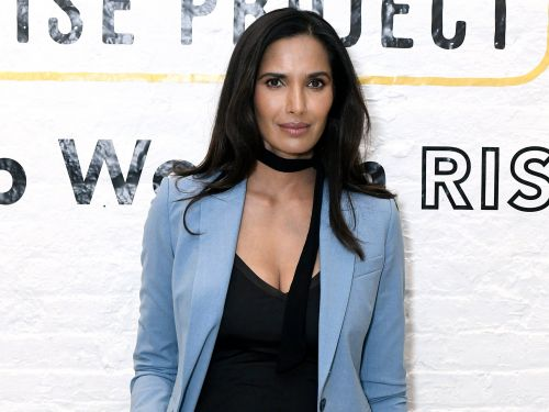 'Top Chef' star Padma Lakshmi told us how she manages her time to avoid getting overwhelmed. Here's her advice for finding your career focus