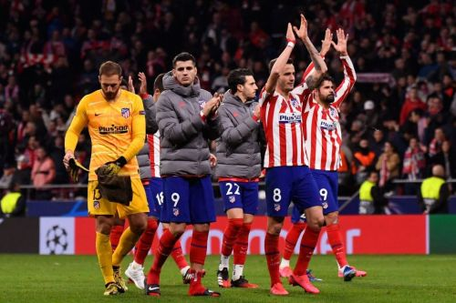 Atletico Madrid players agree to 70 per cent to support non-playing staff during coronavirus hiatus
