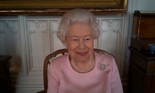 The Queen's first video call to Australia revealed amid Prince Philip's hospital transfer