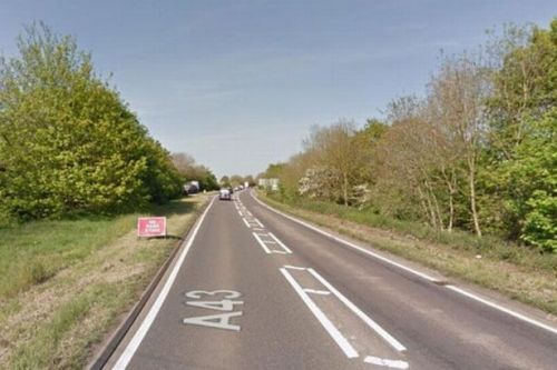 Two men and one woman killed in horror crash between car and lorry