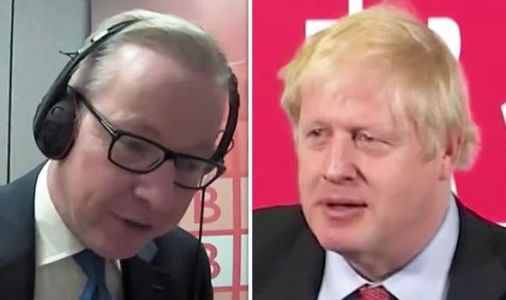 Boris Johnson forced to change answering machine message after Gove gives out his number