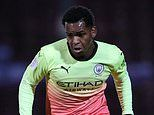 THE SECRET SCOUT: Manchester City starlet Jayden Braaf is keen to use his individual qualities