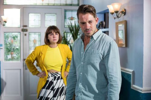 Hollyoaks spoilers: Darren Osborne opens up to Nancy about contemplating suicide