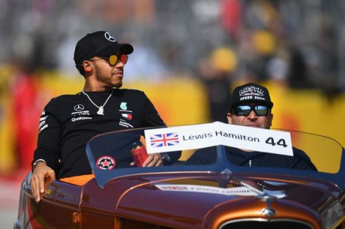 US Grand Prix LIVE: Latest updates as Lewis Hamilton bids for F1 title