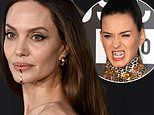 Angelina Jolie put her money where her mouth is. but how much are stars suffering for style?