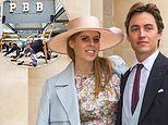 TALK OF THE TOWN: Now busy Princess Beatrice is a superfit ballet queen