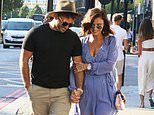 Lucy Mecklenburgh and Ryan Thomas step out for the FIRST time since pregnancy reveal