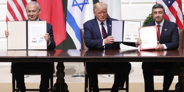 Trump's Middle East accord is the illusion of peace