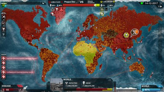 Plague Inc. is getting a new mode that lets you fight pandemics