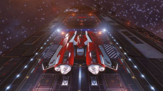 Elite Dangerous Fleet Carriers update release date announced, with changes on the way