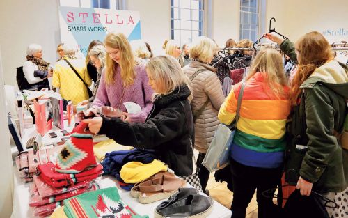 Join us at the Big Stella x Smart Works Fashion Sale