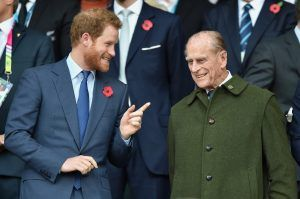Prince Harry just paid a moving tribute to his late grandfather Prince Philip