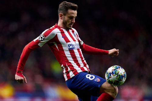 Atletico Madrid set asking price for Manchester United and Chelsea to sign Saul Niguez