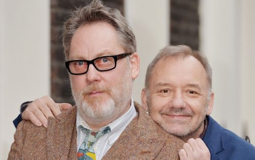 Vic Reeves and Bob Mortimer were threatened at gunpoint during 'doomed' California trip
